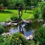 Gartenteich neu anlegen